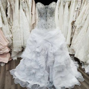 Allure Couture Wedding Dress C170